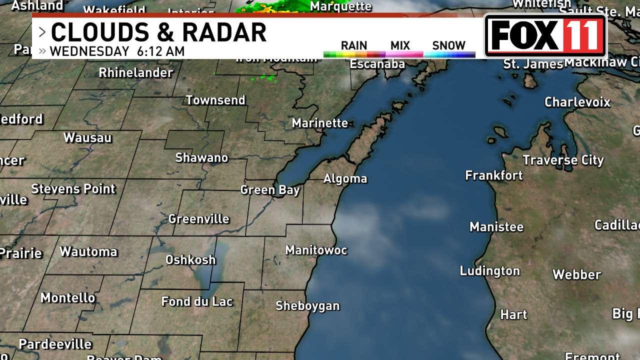 FOX 11 Weather | Lake Michigan Satellite and Radar